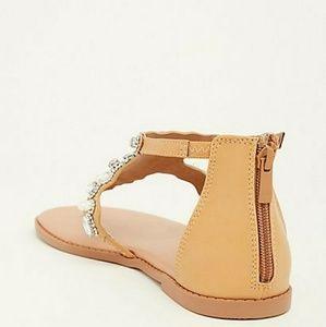 8a4b89577f91 torrid Shoes - Torrid sz 9.5 wide width rhinestone sandals